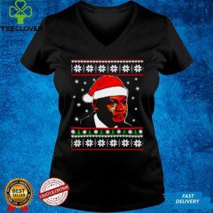 crying Jordan Christmas shirt