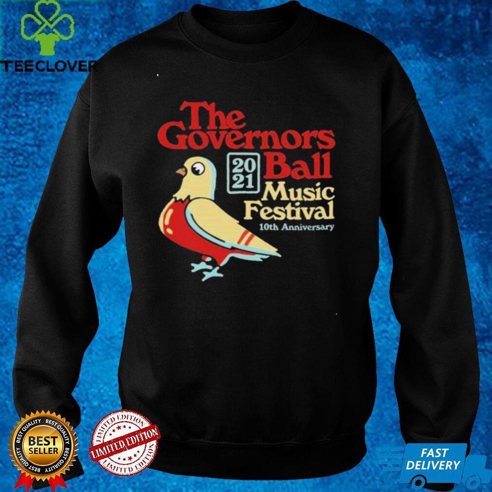 gb21 bird logo pullover shirt
