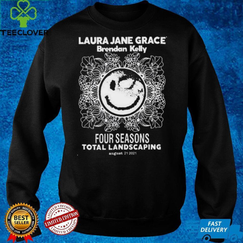 laura Jane Grace Brendan Kelly shirt